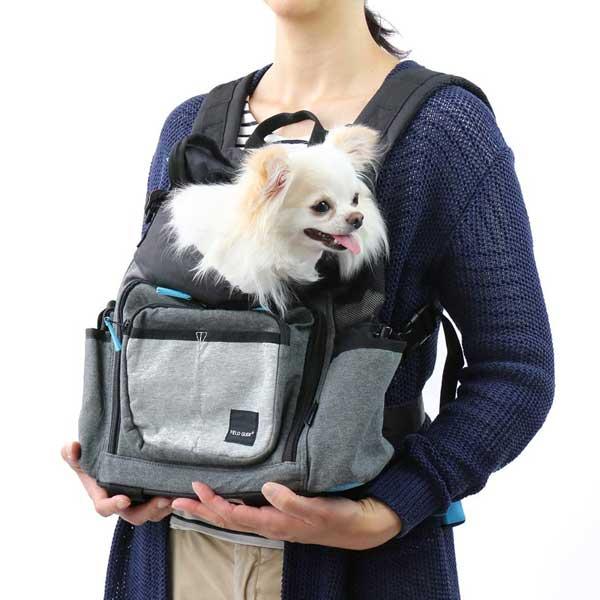 ハグ&リュック 抱っこキャリーバッグ